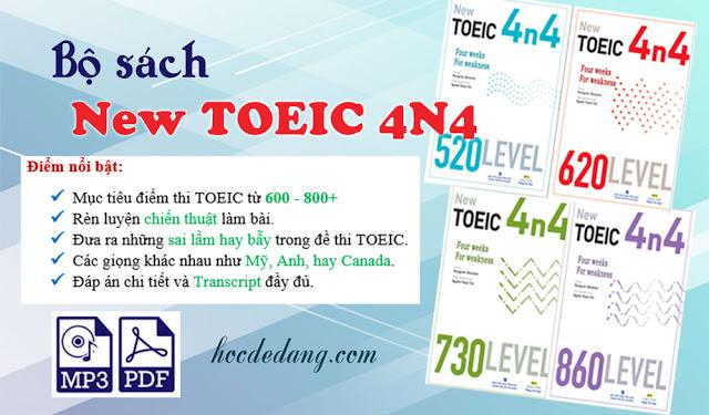 New Toeic 4n4